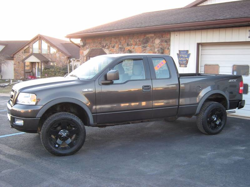2005 Ford F-150 4dr SuperCab STX 4WD Styleside 6.5 ft. SB - Selinsgrove PA