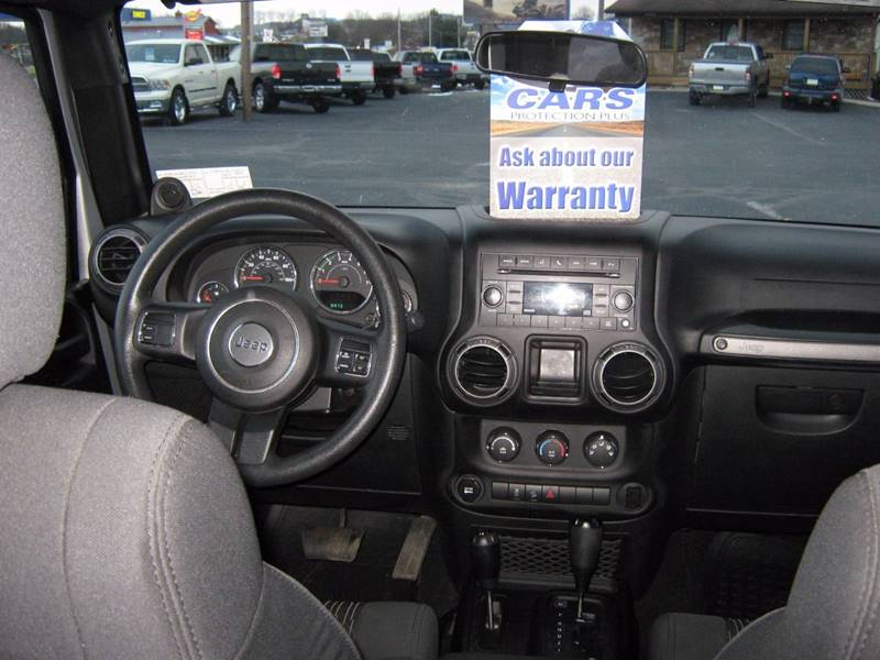 2011 Jeep Wrangler 4x4 Sport 2dr SUV - Selinsgrove PA