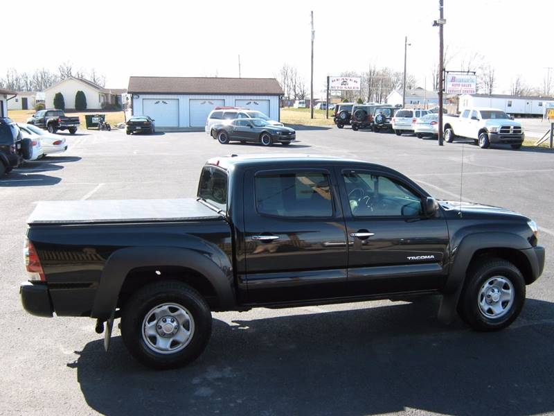 2010 Toyota Tacoma 4x4 V6 4dr Double Cab 5.0 ft SB 5A - Selinsgrove PA