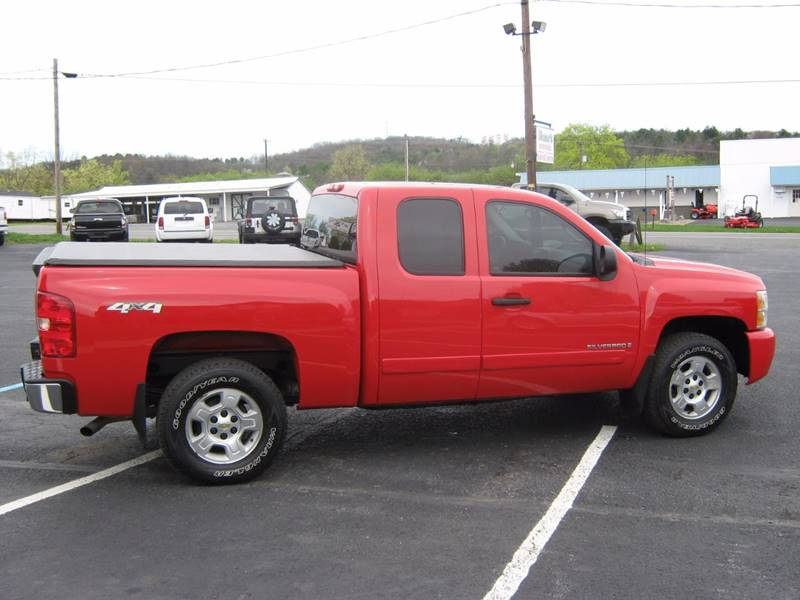 2008 Chevrolet Silverado 1500 4WD LT1 4dr Extended Cab 6.5 ft. SB - Selinsgrove PA