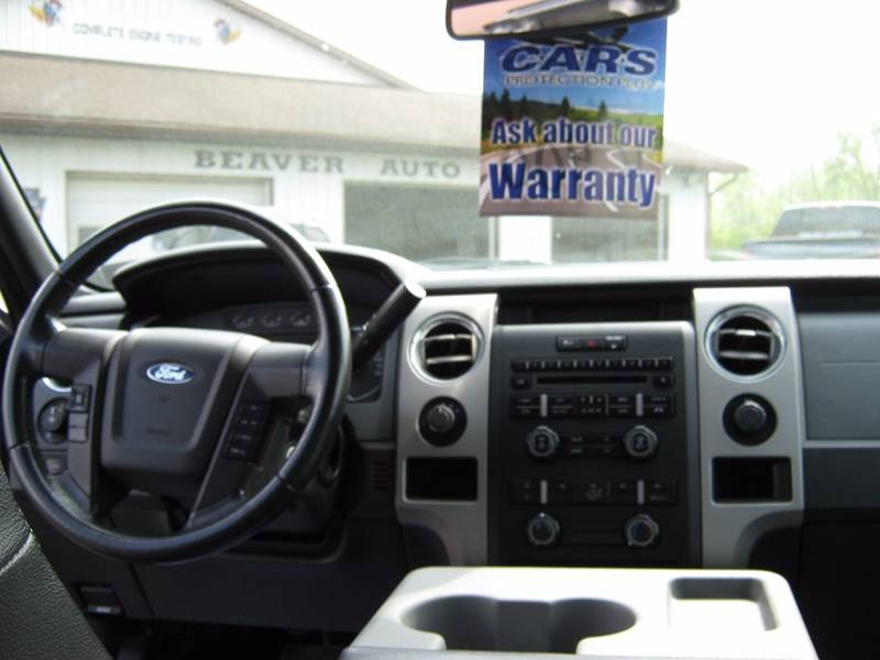 2011 Ford F-150 4x4 XLT 4dr SuperCab Styleside 6.5 ft. SB - Selinsgrove PA