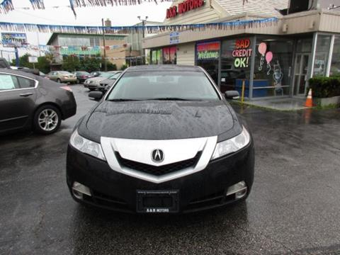 2011 Acura TL for sale in Baltimore, MD