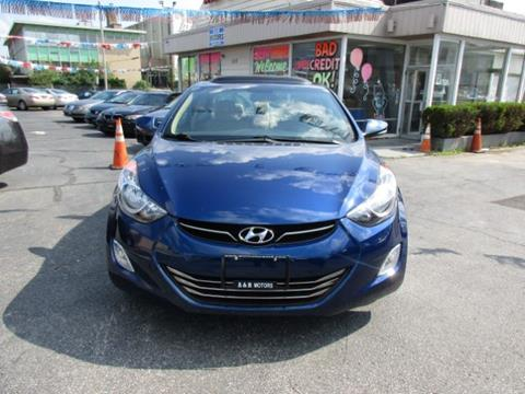 2013 Hyundai Elantra for sale in Baltimore, MD