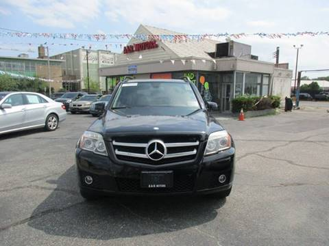 2012 Mercedes-Benz GLK for sale in Baltimore, MD