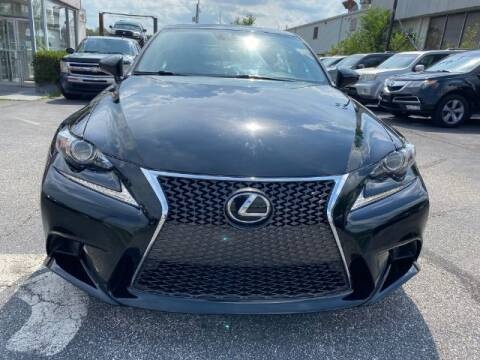 2016 Lexus IS 300 for sale at A&R Motors in Baltimore MD