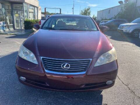 2007 Lexus ES 350 for sale at A&R Motors in Baltimore MD