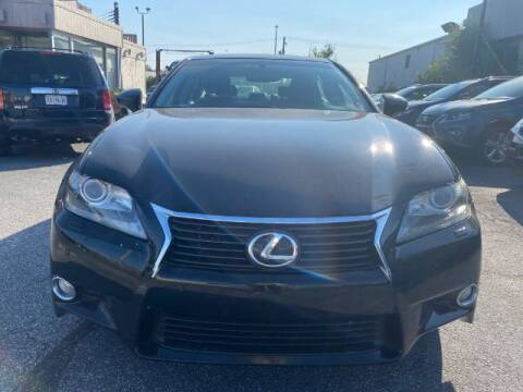 2013 Lexus GS 350 for sale at A&R Motors in Baltimore MD