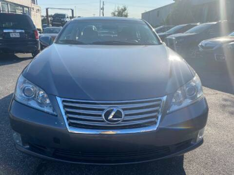 2012 Lexus ES 350 for sale at A&R Motors in Baltimore MD