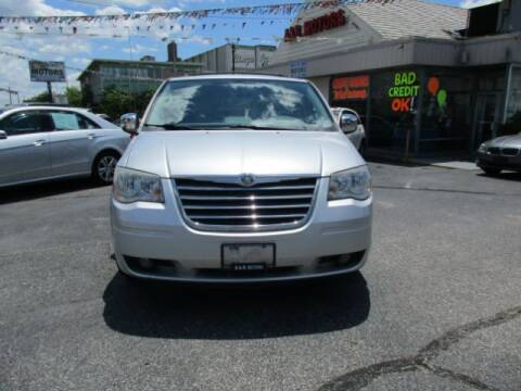2010 Chrysler Town and Country for sale at A&R Motors in Baltimore MD