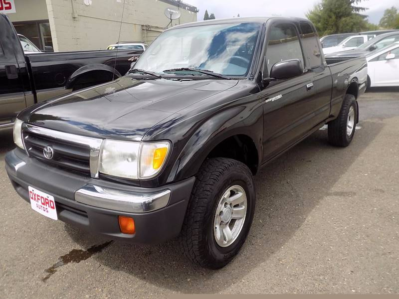 1999 Toyota Tacoma 2dr SR5 4WD Extended Cab SB - Hillsboro OR