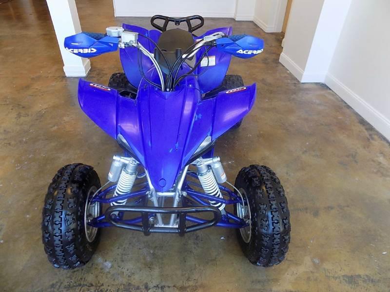 2006 Yamaha YFZ450   - Hillsboro OR