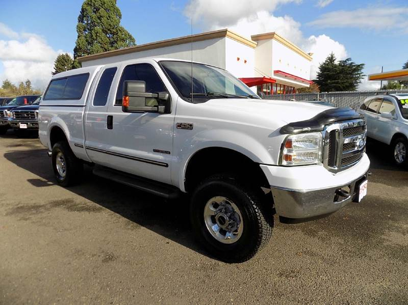 1999 Ford F-250 Super Duty 4dr Lariat 4WD Extended Cab SB - Hillsboro OR