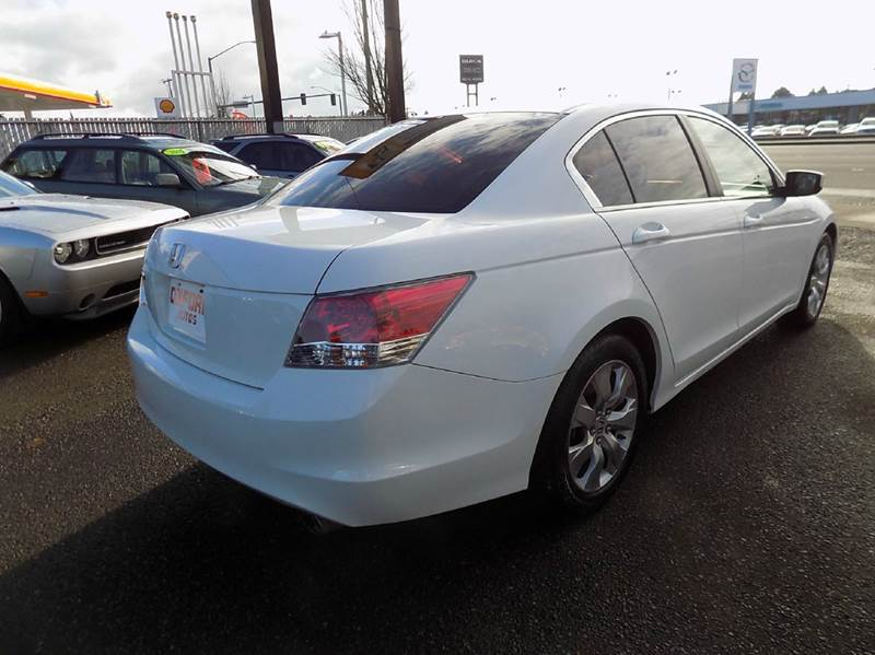 2009 Honda Accord EX 4dr Sedan 5A - Hillsboro OR