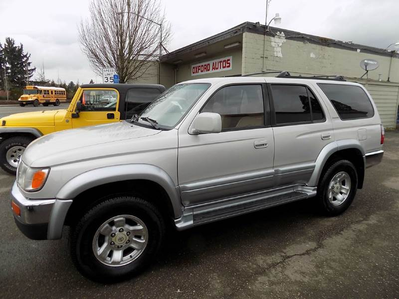 1997 Toyota 4Runner 4dr Limited 4WD SUV - Hillsboro OR