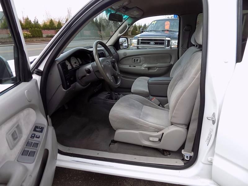 2001 Toyota Tacoma 4dr Double Cab V6 4WD SB - Hillsboro OR