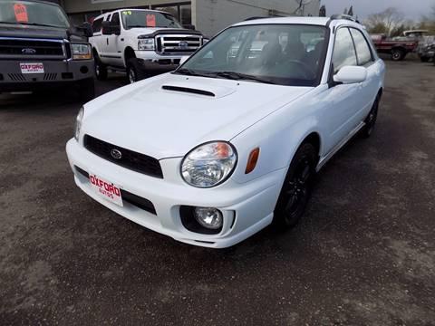 2002 Subaru Impreza for sale in Hillsboro, OR