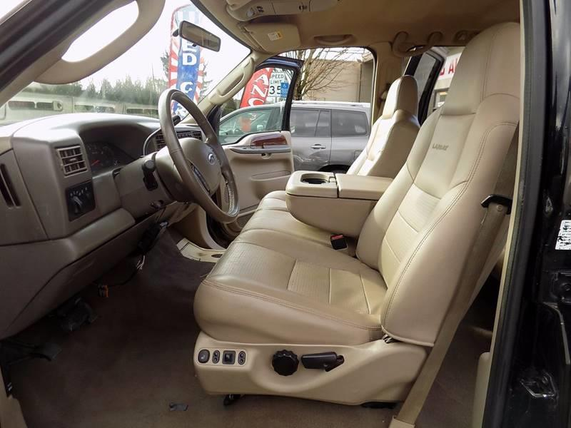2003 Ford F-350 Super Duty 4dr Crew Cab Lariat 4WD SB - Hillsboro OR