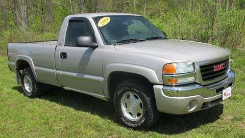 2004 GMC Sierra 1500 for sale in Corry, PA