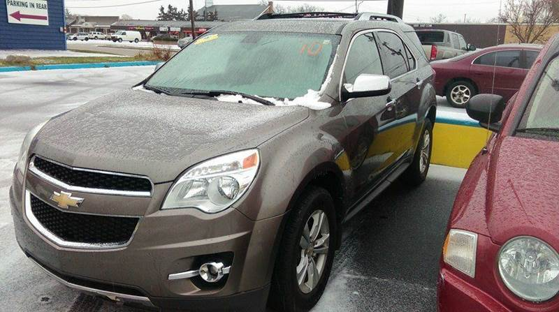 2010 Chevrolet Equinox LT In Kalamazoo MI - Kalamazoo Easy Car