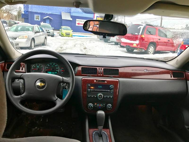 2006 Chevrolet Impala LT 4dr Sedan w/3.5L - Kalamazoo MI