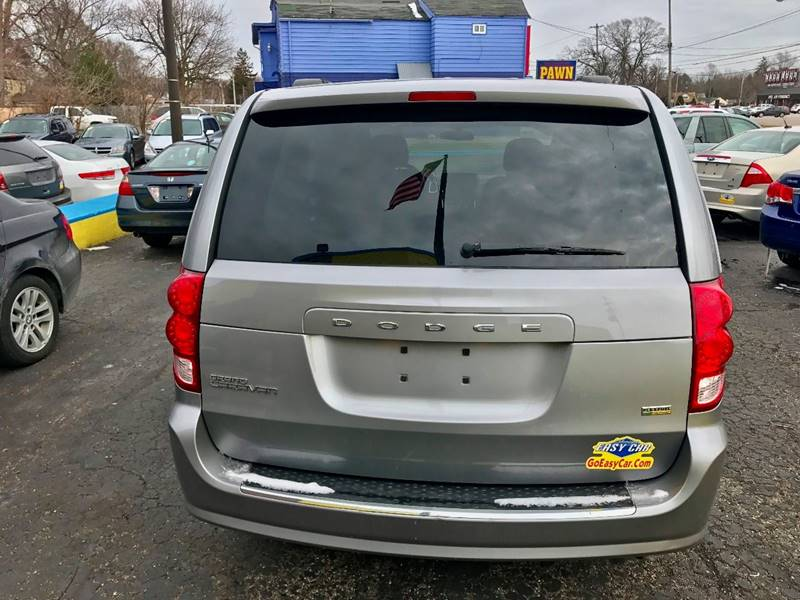 2013 Dodge Grand Caravan SE 4dr Mini-Van - Kalamazoo MI