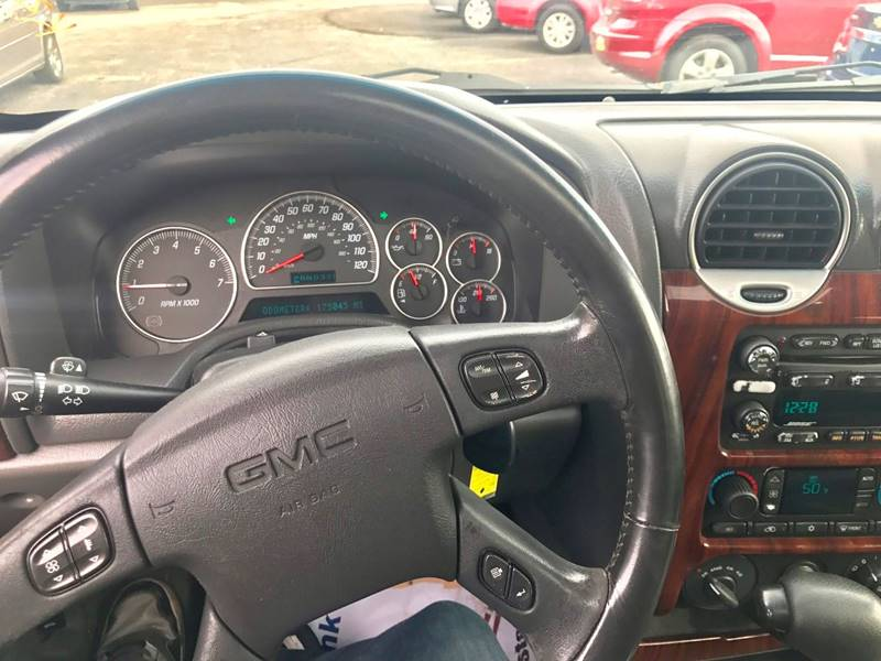 2002 GMC Envoy SLE 4WD 4dr SUV - Kalamazoo MI