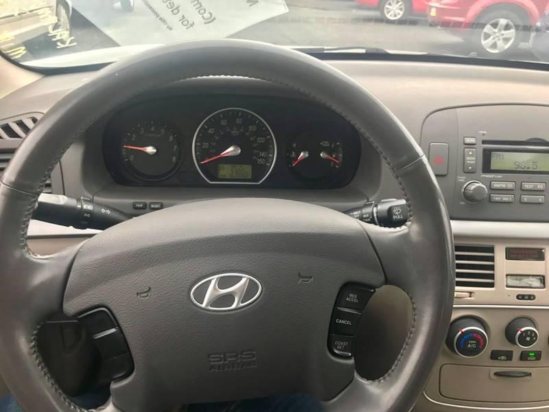2007 Hyundai Sonata GLS 4dr Sedan - Kalamazoo MI
