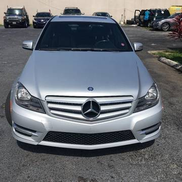 2012 Mercedes-Benz C-Class for sale in Oakland Park, FL