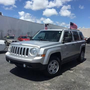 2011 Jeep Patriot for sale in Oakland Park, FL