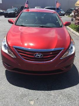 2012 Hyundai Sonata for sale in Oakland Park, FL