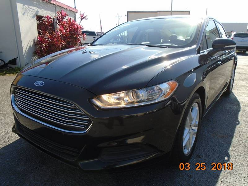 htm sedan certified used ford middlebury vt fusion sale titanium for