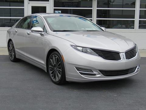 2016 Lincoln MKZ for sale in Lexington NC