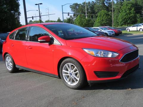 2016 Ford Focus for sale in Lexington NC