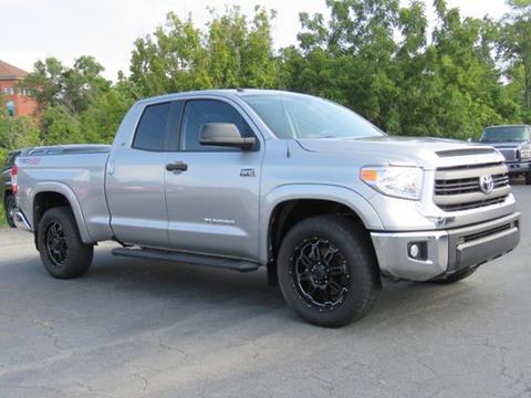 2015 Toyota Tundra for sale in Lexington NC