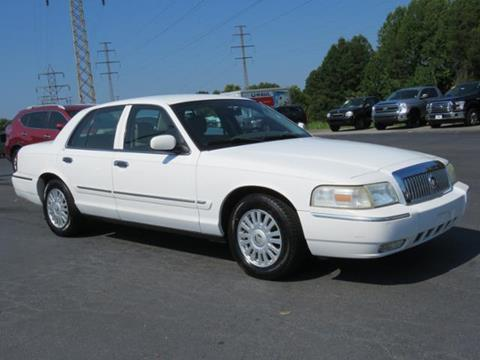 2007 Mercury Grand Marquis for sale in Lexington, NC