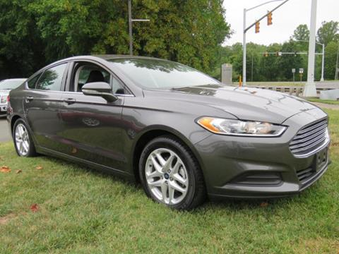 2015 Ford Fusion for sale in Lexington NC