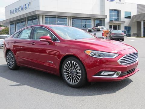 2017 Ford Fusion Hybrid for sale in Lexington NC