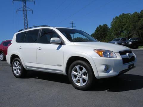 2012 Toyota RAV4 for sale in Lexington NC
