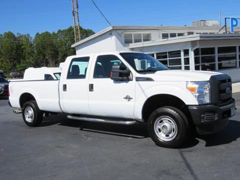 2012 Ford F-250 Super Duty for sale in Lexington NC