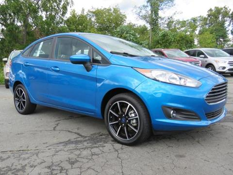 2017 Ford Fiesta for sale in Lexington NC
