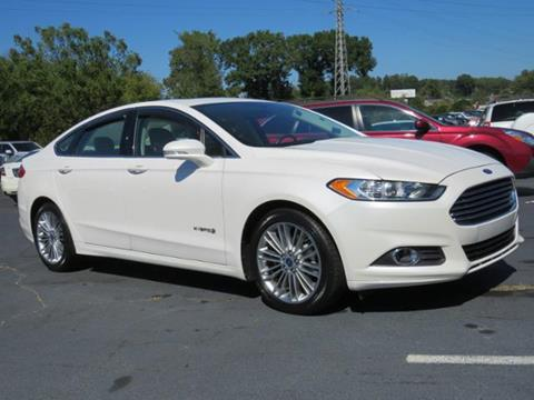 2013 Ford Fusion Hybrid for sale in Lexington NC