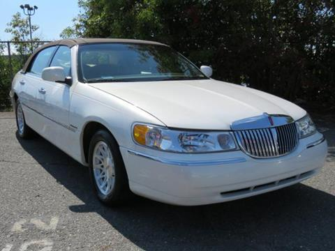 1998 Lincoln Town Car for sale in Lexington NC