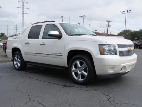 2012 Chevrolet Avalanche for sale in Lexington NC