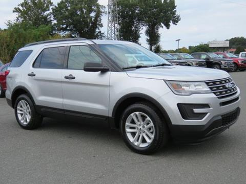 2017 Ford Explorer for sale in Lexington, NC