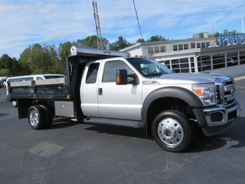 2011 Ford F-450 Super Duty for sale in Lexington, NC
