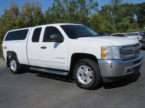 2012 Chevrolet Silverado 1500 for sale in Lexington NC