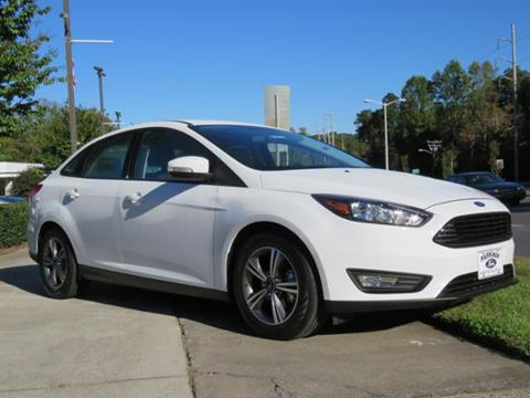 2017 Ford Focus for sale in Lexington NC
