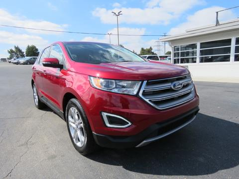 2018 Ford Edge for sale in Lexington, NC