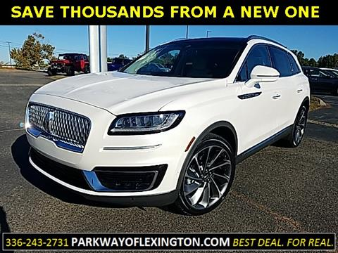 2019 Lincoln Nautilus for sale in Lexington, NC