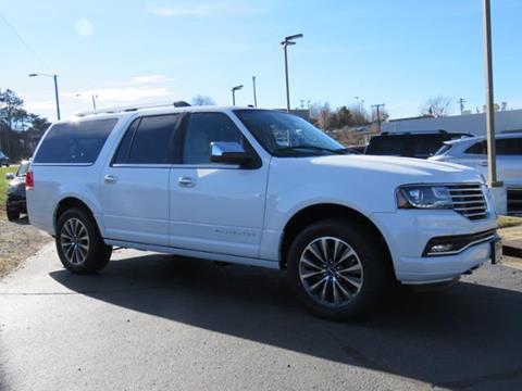 2017 Lincoln Navigator L for sale in Lexington NC
